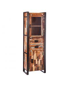 Industrial Shabby Chic Storage Cabinet