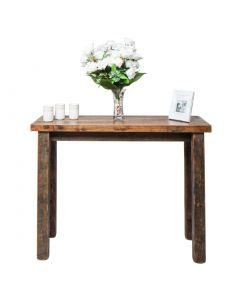 Wooden Console Table - Blonde Matt