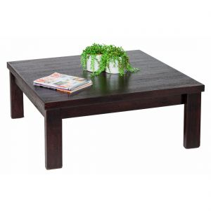 Reclaimed Wooden Coffee Table - Walnut