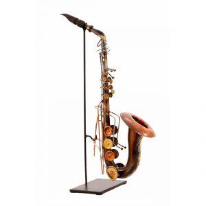 Handmade Saxophone Décor